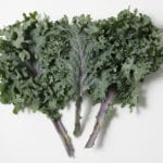 Red Russian Kale from Finger Lakes Farms makes for a great chopped salad.  PHOTO/Robyn Wishna
