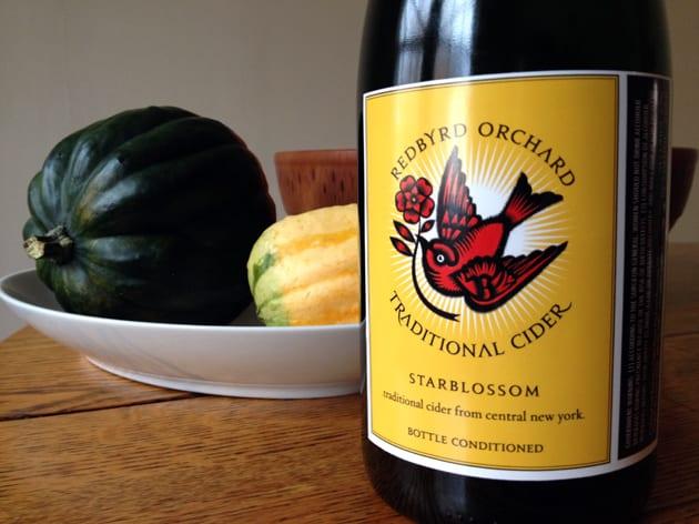 RedByrd Cider Starblossom
