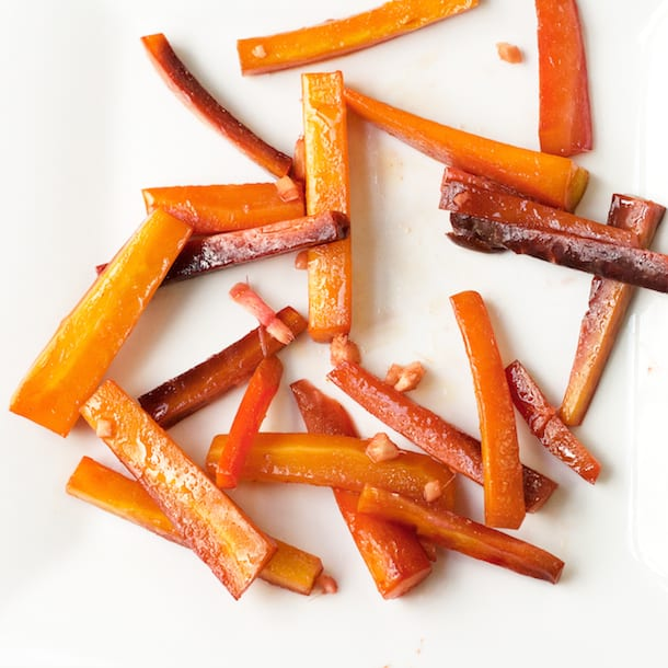 Ginger-Glazed Carrots | Edible Finger Lakes