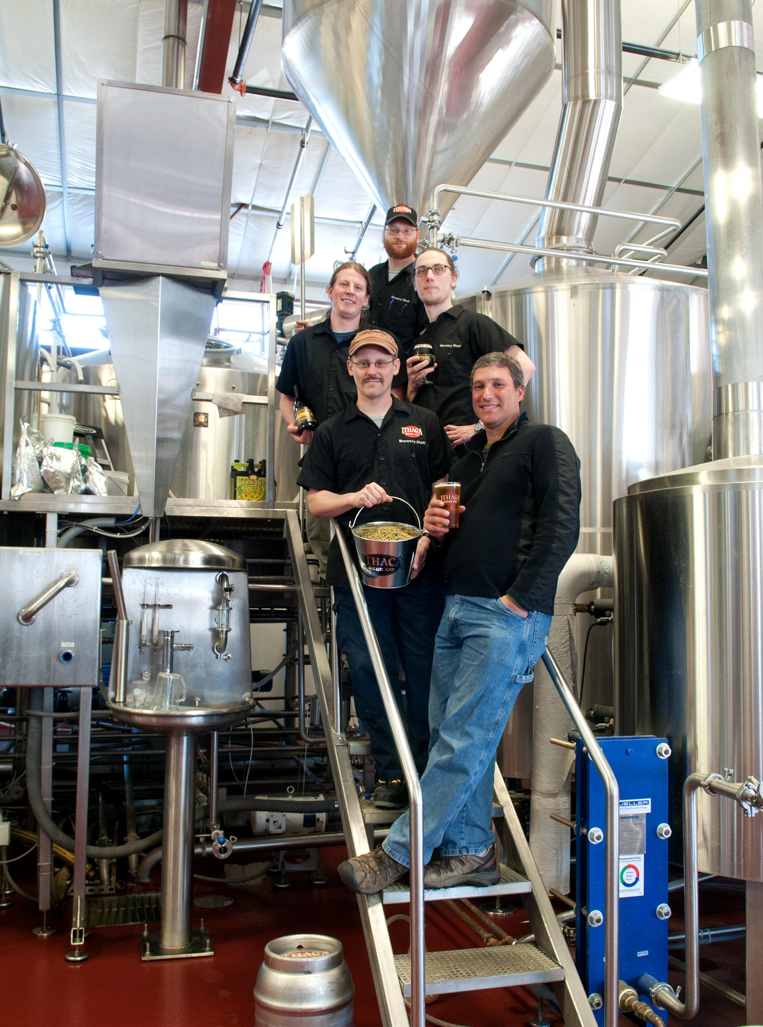 Edible heroes land trust ithaca beer piggery